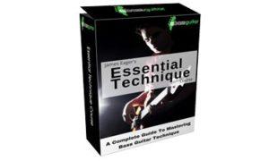Essential Bass Technique Course