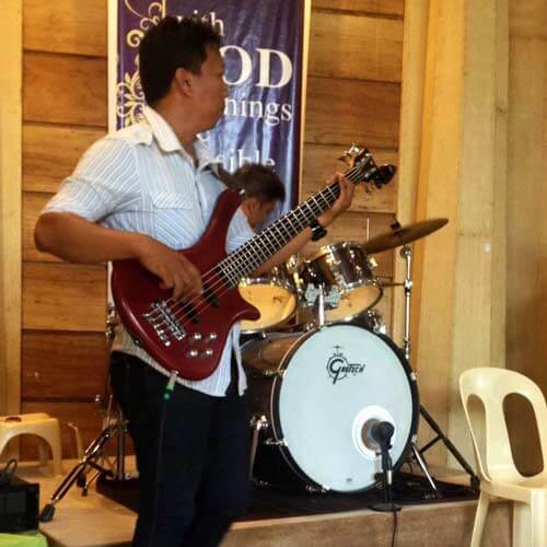 eBassGuitar Bass Guitar Course Student Manila Philippines