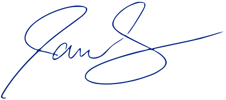James Eager's Signature
