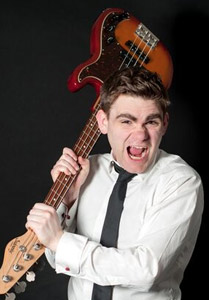 James Eager Bass Guitar