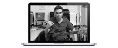 Skype Bass Guitar lessons