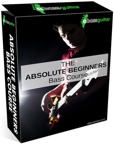 beginner bass guitar course