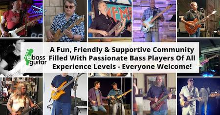 Bass Guitar Players