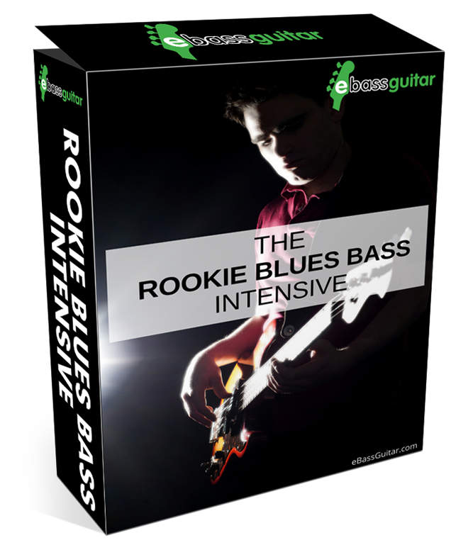 Blues Bass Guitar Course