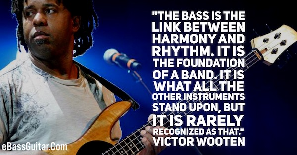 Victor Wooten Bass Lesson