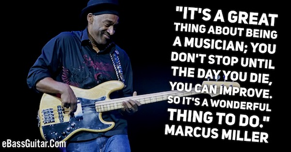 marcus miller bass guitar lesson