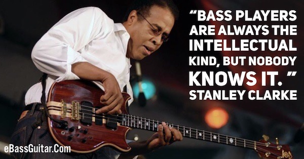 Bass Stanley Clark Lesson
