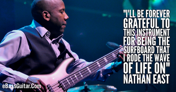 Nathan East Beginner Bass