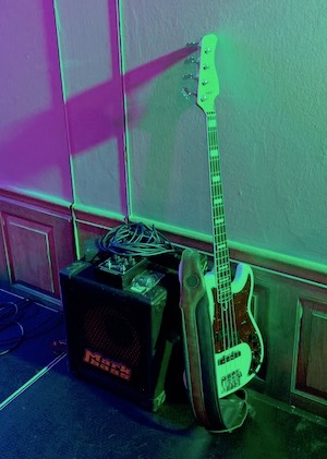Bass Amp In Ear Monitors