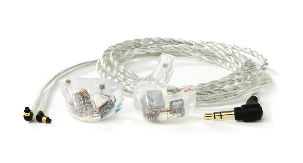 In ear monitors for bass guitar