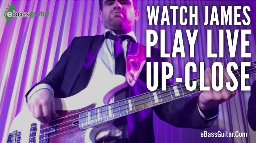 Watch James Eager Play Live Up-Close