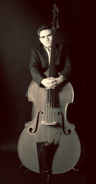 eBassGuitar Double Bass 2