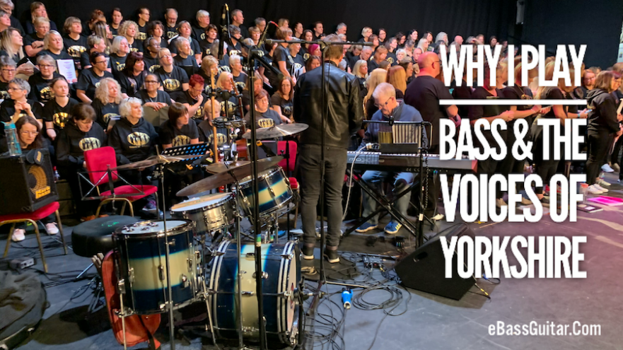 Voices of Yorkshire Victoria Theatre Halifax