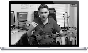 James Eager Bass Lessons