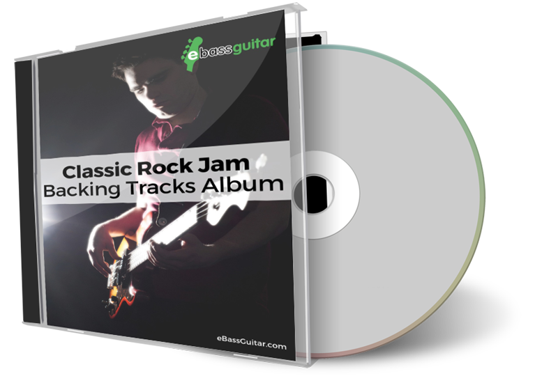 Classic Rock Backing Tracks For Bass Guitar